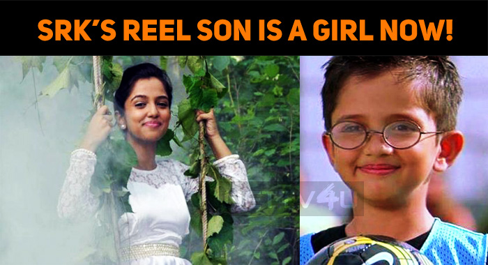 SRK's Reel Son Is A Girl Now!