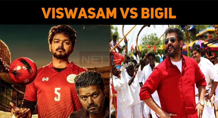 Will Bigil's 300 Million Overtake Viswasam's 500 Million?