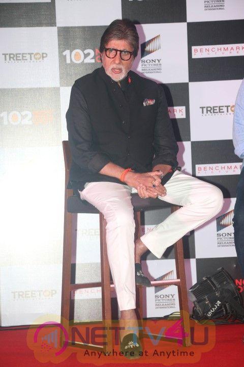 102 Not Out Success Press Meet For  Amitabh Bachchan & Rishi Kapoor Success