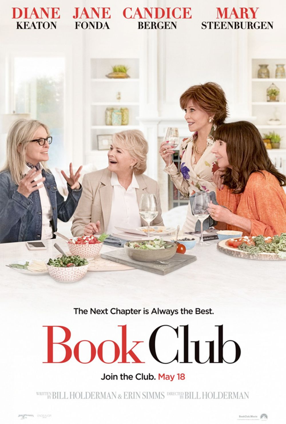 Book Club Movie Review English Movie Review