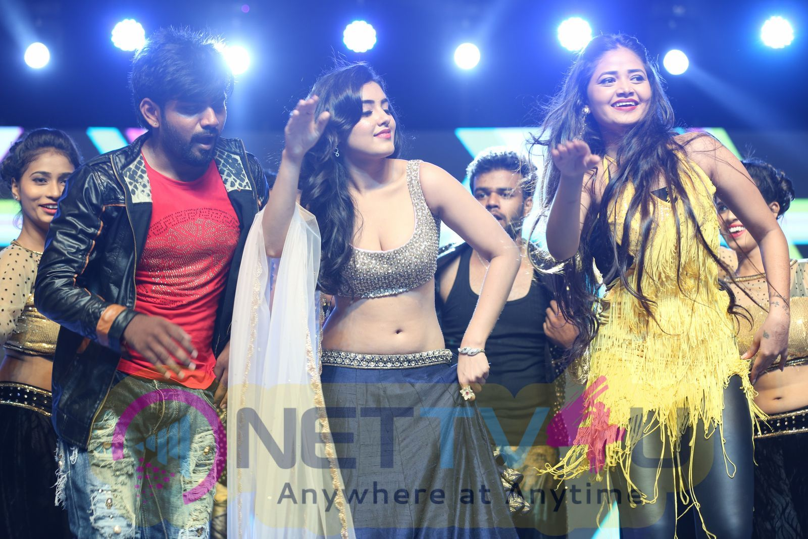 Nela Ticket Movie Audio Launch Images