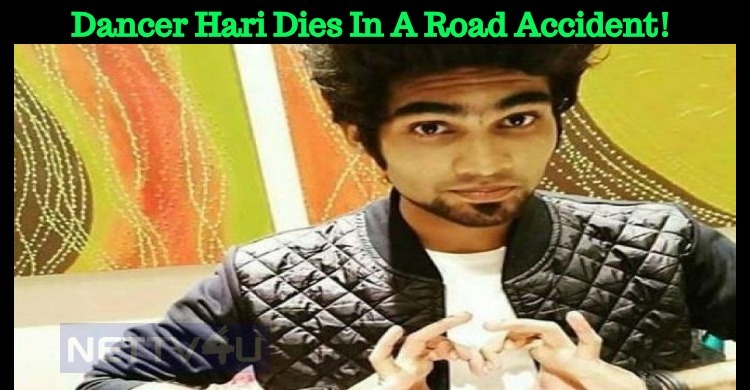 Vijay TV Fame Dancer Hari Dies In A Road Accident! Tamil News