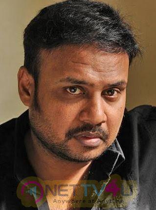 Director Prabhu Solomon Good Looking Stills