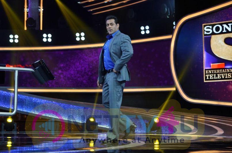 Salman Khan At Dus Ka Dum Press Conference