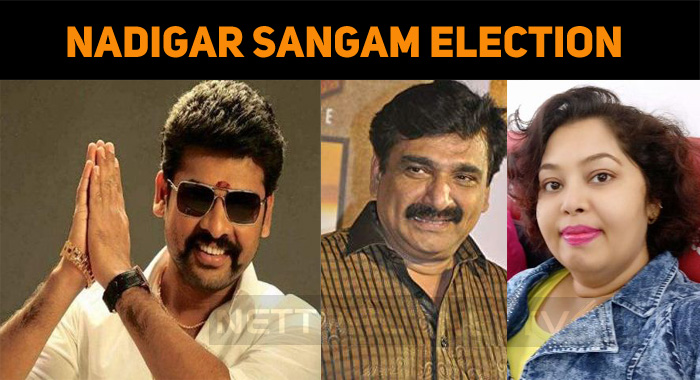 Nadigar Sangam Election – Vimal's Petition Rejected?