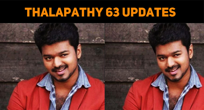 Thalapathy 63 Theatrical Rights Grabbed By A Biggie For A Huge Price?