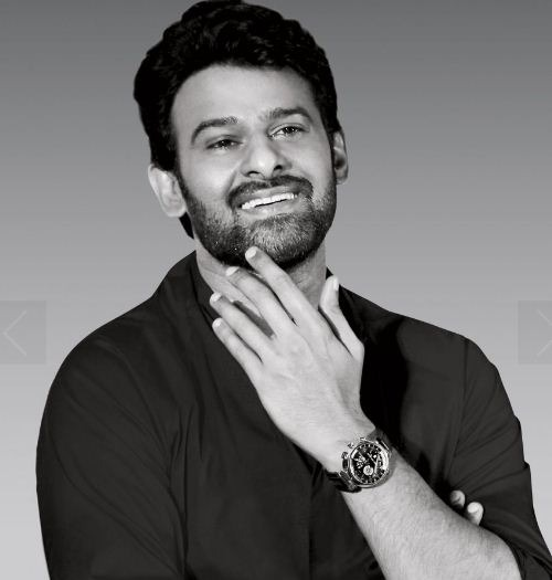 Prabhas In GQ's Most Influential Young Indians!