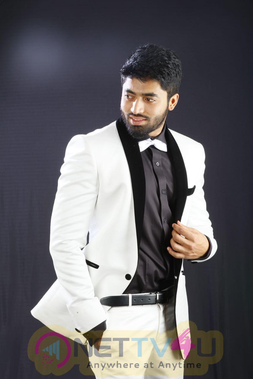 Actor Kiran Arya Beautiful And Shooting Spot Images