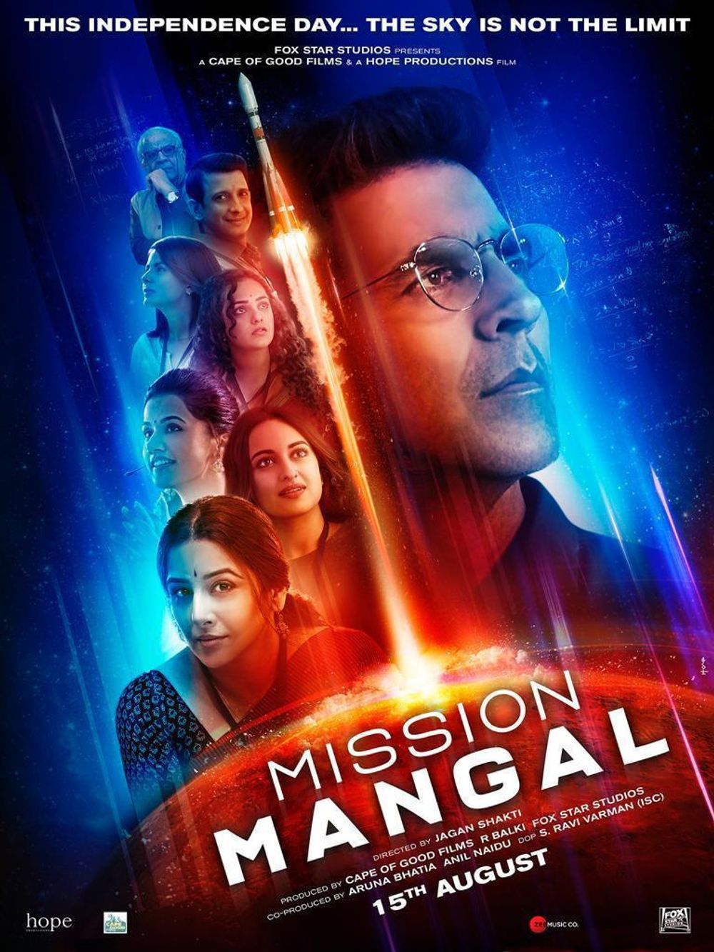 Mission Mangal Movie Review Hindi Movie Review