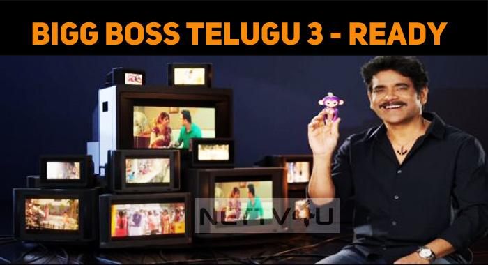 No Acting Only Reality – Bigg Boss Telugu With Nag