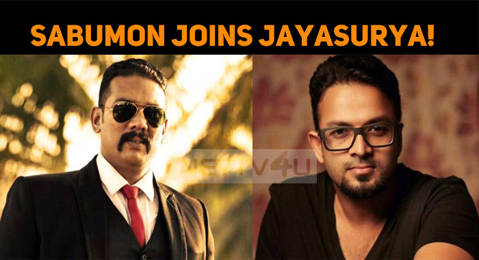 Sabumon Joins Jayasurya!