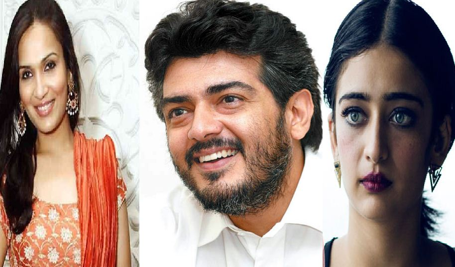 Rajini And Kamal's Daughters To Direct Thala! Tamil News
