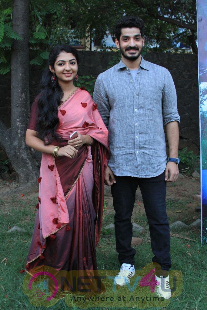 Bharathi Raja Broke Facts Kamal In Maragathakkaadu Movie Audio Launch Photos
