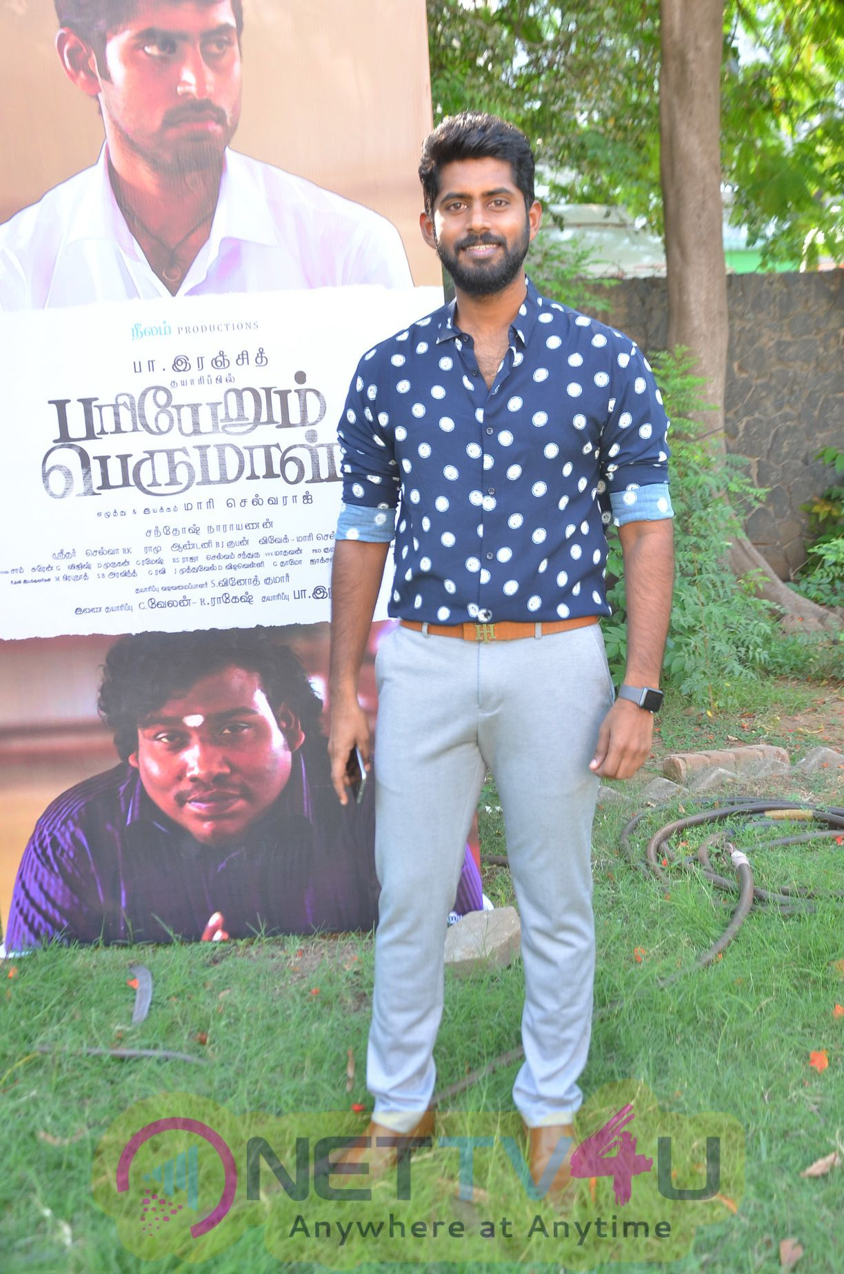 Pariyerum Perumal Audio Launch Stills