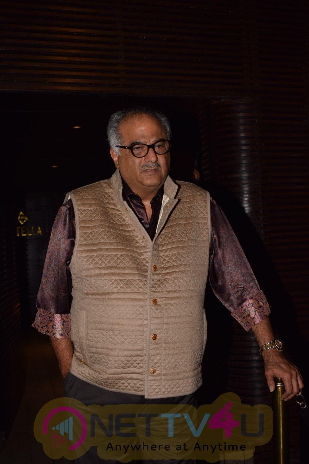 Ayushmann Khurrana, Neha Dhupia & Other Celebs Spotted At Estella Pics Hindi Gallery