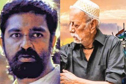 Charuhasan Reprises Kamal Haasan!