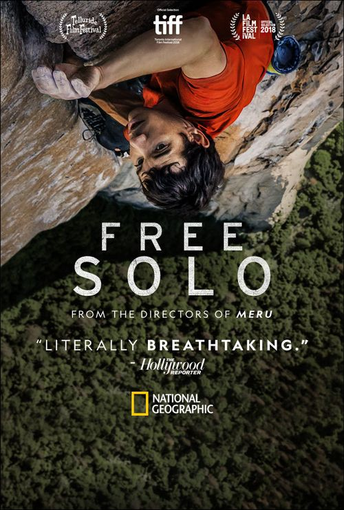 Free Solo Movie Review English Movie Review