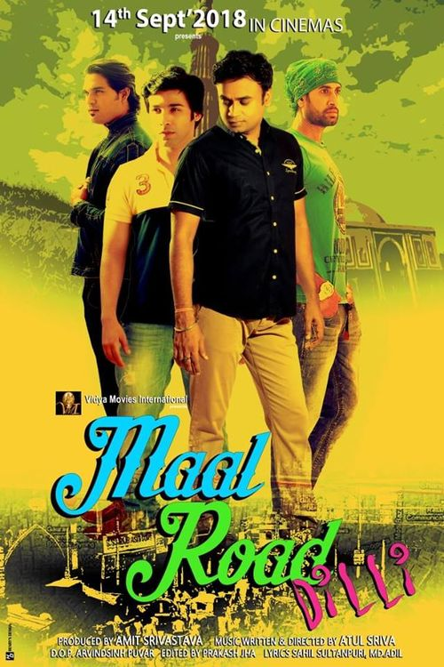 Maal Road Dilli Movie Review
