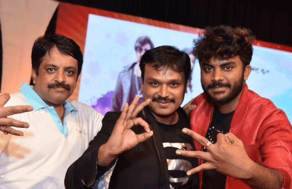 Chandan Shetty Does A Number For Upcoming Flick