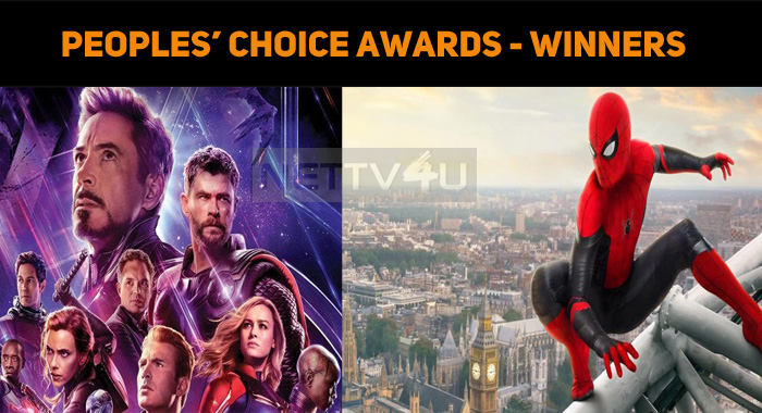 Peoples' Choice Awards Winners List Is Here!