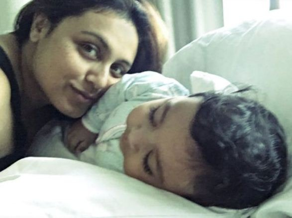 Rani Mukerji's Letter To Her Darling Daughter!