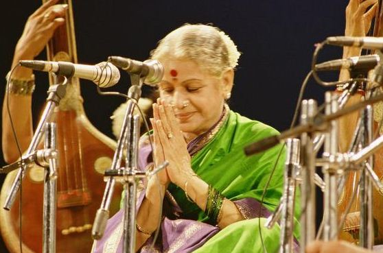 Today Is The Death Anniversary Of Nightingale MS Subbulakshmi!