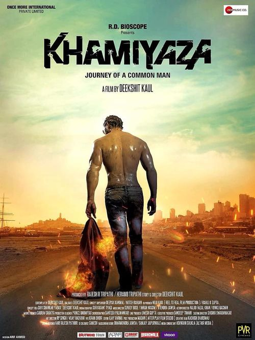 Khamiyaza Movie Review