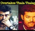 Arjun Overtakes Ajith And Vijay! Tamil News