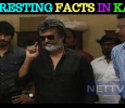 Interesting Facts In Superstar's Kaala!