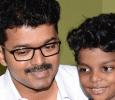 Child Artiste Meets Vijay Tamil News