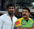 Vishal - Mohanlal Film Shooting In Chennai! Tamil News