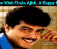 Celebrities Wish Thala Ajith, A Happy Birthday! Tamil News