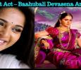I Won't Act – Baahubali Devasena Anushka Tamil News