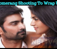 Boomerang Shooting To Wrap Up By This Weekend! Tamil News