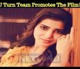 U Turn Team Promotes The Film! Tamil News