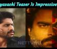 Savyasachi Teaser Is Impressive! Telugu News