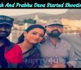 Tamannaah And Prabhu Deva Started Shooting Their Portions For Devi 2! Tamil News