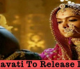Padmavati To Release In 3D?