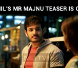 Akhil's Mr Majnu Teaser Is Out!