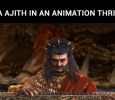 Thala Ajith In An Animation Thriller?