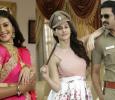Dhanush's Heroine Joins Santhanam! Tamil News