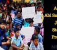 Actor Abi Saravanan Joins The Sterlite Protest! Tamil News