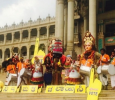 Shooting For Election Song In Rapid Progress Kannada News