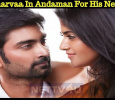 Atharvaa In Andaman For His Next! Tamil News
