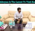 Sivakarthikeyan Is The Latest To Visit Kauvery!