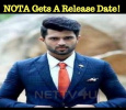 NOTA Gets A Release Date! Tamil News