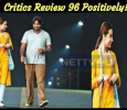 Critics Review 96 Positively! Tamil News