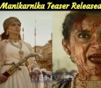 Manikarnika Teaser Released! Tamil News