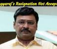Bhagyaraj's Resignation Not Accepted! Tamil News