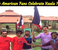 Kaala Karivirundhu : Rajini's American Fans Celebrate Kaala 100! Tamil News